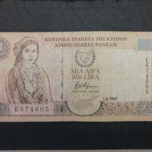 Λίρες Pound Κύπρου