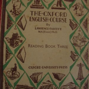 """THE """" OXFORD ENGLISH"""" COURES"""