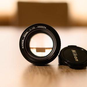 ΦΑΚΟΣ Nikon, Nikkor 50 mm f/1. 2