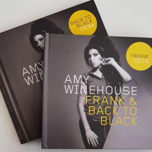 AMY WINEHOUSE - FRANK & BACK TO BLACK 4 CD'S