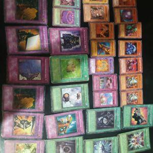 Πωλούνται κάρτες από την σειρά yu gi oh