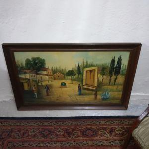 Πίνακας ( Δ. Αλιγιζάκης )