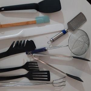 Εργαλεία μαγειρικής διάφορα