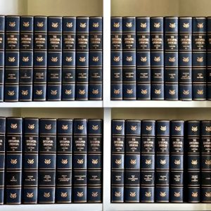 'THE ENCYCLOPEDIA AMERICANA' - 1962 USA Edition - 30 Volume Set Collectible - Εγκυκλοπαίδεια Σπάνιας Έκδοσης
