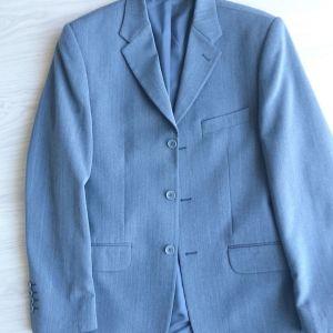 Ανδρικό κουστούμι Νο 50, Γκρι
