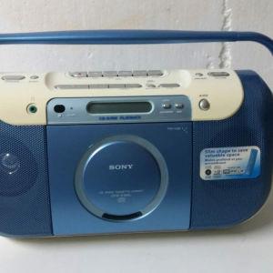 Ραδιοκασετόφωνο Sony