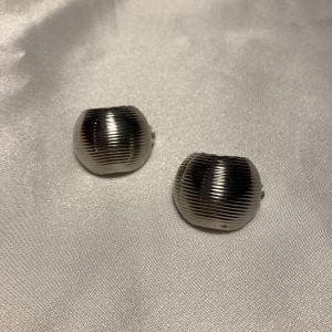 Ασημένια vintage σκουλαρίκια