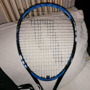 Ρακέτα για Τένις μαρκας Prince SKARK 3 HYBRID NO. 2