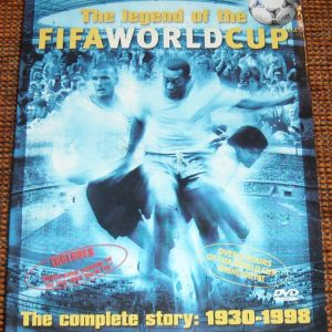 The Legend of the FIFA World Cup