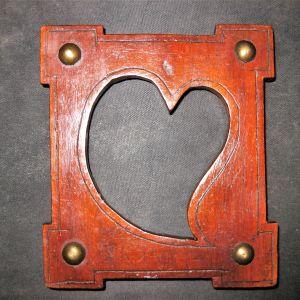 Κορνιζάκι ξύλινο φυλακής