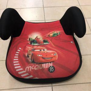 Παιδικό κάθισμα αυτοκινήτου McQueen 15-36 kg