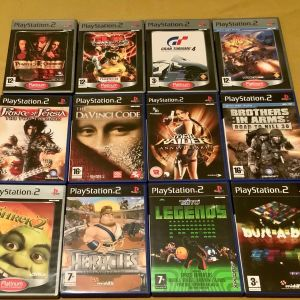 Video Games PlayStation 2