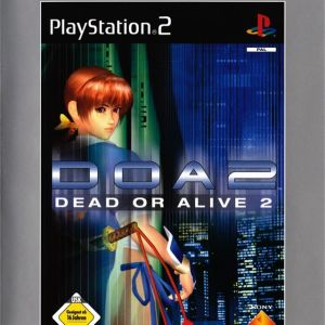 PS2 Game -DEAD OR ALIVE 2