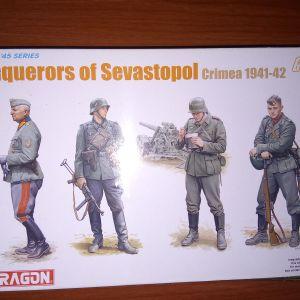 Στατικός Μοντελισμός CONQUERORS OF SEVASTOPOL