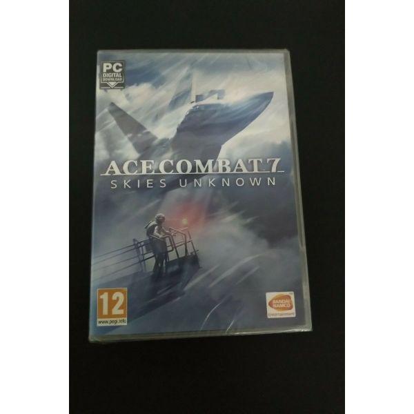 ACE COMBAT 7 SKIES UNKNOWN PC kenourgio sfragismeno