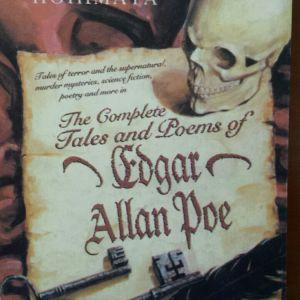 Πακετο 4 βιβλιων του Εντγκαρ Αλλαν Ποε
