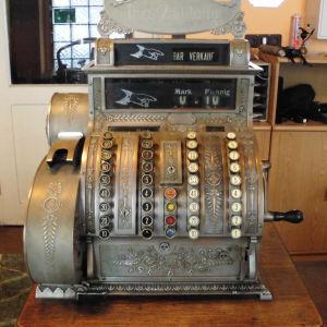 Ταμειακή μηχανή National του 1907