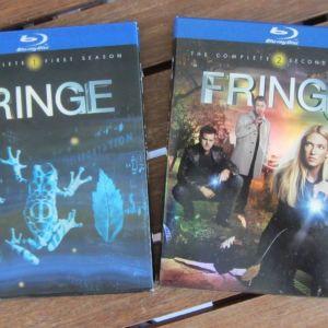 Fringe Blu-Ray Seasons 1-2