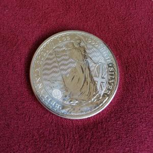 Britannia Silver coin 1 oz!!