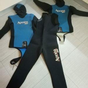 Apnea στολή 5.5m