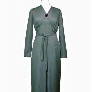 Vintage φόρεμα κυπαρίσσι 1970s