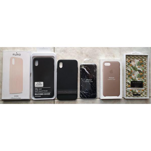 thiki Apple iphone 7, 8 ke XS max