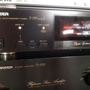 hi-end ραδιόφωνο Pioneer f 757MKll
