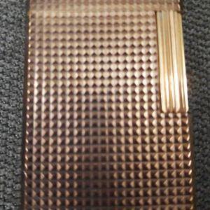 Vintage 1965 St. Dupont Parisian Goldplate Lighter