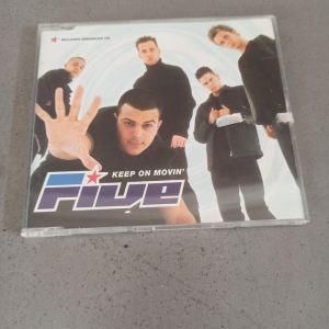 Five - Keep On Movin' [CD Single]