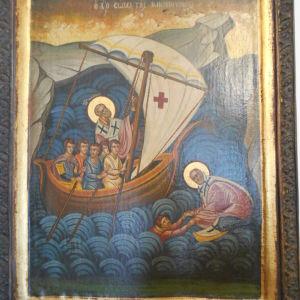 Εικονα  Αγιου Νικολαου