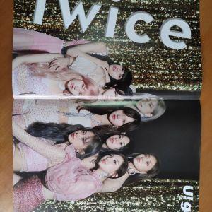 Αφίσα Twice kpop
