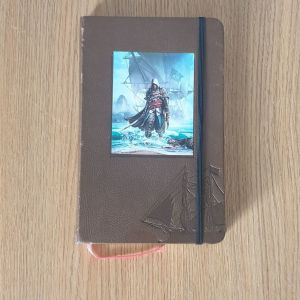 Assassin's creed black flag journal