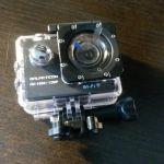 Action Camera FullHD 1080p με αδιάβροχη/ανθεκτική θήκη και πλήθος άλλων αξεσουάρ