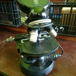 μικροσκόπιο Καρλ Ζαιςς