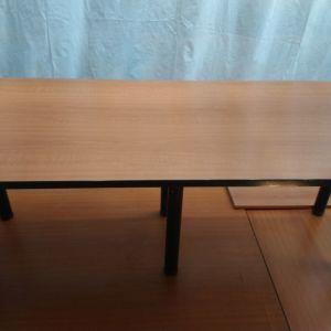 τραπέζι φροντιστηρίου SATO  182x75 μεταχειρισμένο