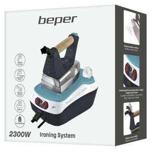 Beper Σύστημα σιδερώματος ατμού 2300W Max P204CAL001