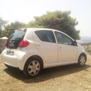 Toyota aygo 09