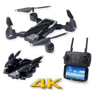 CleverDrone V1  Drone με 2 Κάμερες 4K  Αναδιπλούμενο
