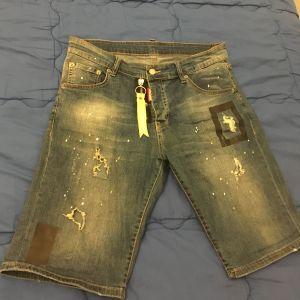 Dsquared2 Japanese denim shorts