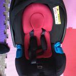 Πωλούνται 2 καθισματάκια αυτοκινήτου για μωρά έως 13 κιλά