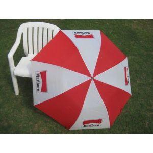 Ομπρέλα Σπαστή MALBORO 1,30 Διαμετρο.