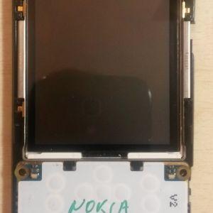 Οθόνη Nokia N72