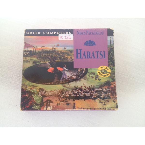 charatsi nikos papazoglou (CD)