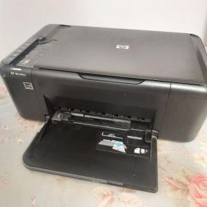 Printer HP Deskjet F4580