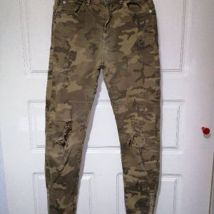 Στρατιωτικό τζιν παντελόνι