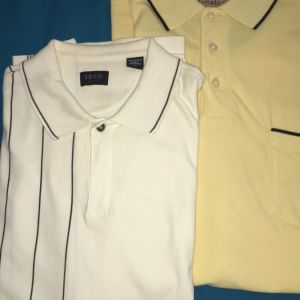 2 μπλούζες αντρικές ,μέγεθος large