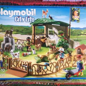 Playmobil zoo!