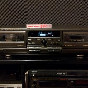 Technics RS-TR 373 cassette deck