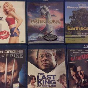 Ταινίες blu-ray