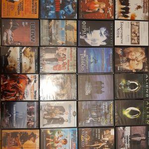 68 ταινίες DVD